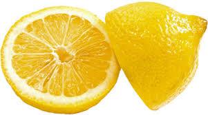 Rimedi naturali: limone