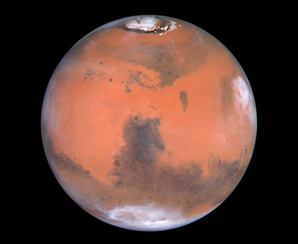 Pianeti: Marte