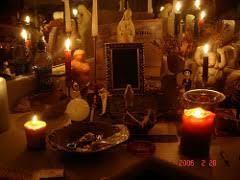 Altare per Samhain